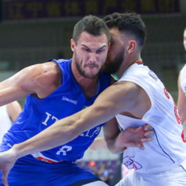 Basket, Torneo AusTiger: l'Italia combatte, la Serbia vince nel finale 71-65
