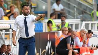 """Parma, D'Aversa: """"Contro la Juve vogliamo fare punti"""""""