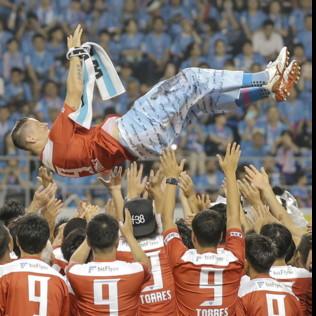 Torres, addio con disfatta
