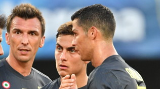 Juve, Ronaldo mangia-tutti: ha bruciato Dybala e Mandzukic