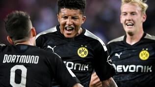 Bundesliga, Colonia-Dortmund 1-3, Sancho dà ancora spettacolo