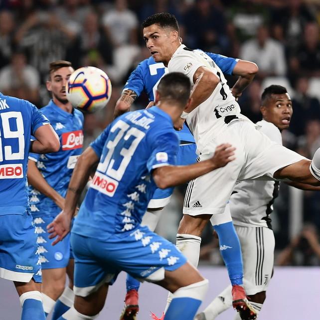 Juve-Napoli vietata ai napoletani anche nel settore ospiti