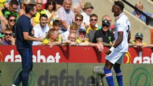 Premier League, Norwich-Chelsea 2-3: Abraham e Mount regalano la prima gioia a Lampard