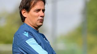 """Lazio, Inzaghi: """"Per gli altri siamo sempre dietro nella griglia, poi..."""""""
