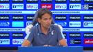 """Inzaghi: """"Solo la Juve ha vinto più della Lazio"""""""