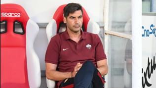"""Roma, Fonseca: """"Siamo cresciuti e pronti, ero convinto che Dzeko sarebbe rimasto"""""""