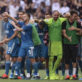 Serie A: Parma-Juventus 0-1, le foto del match