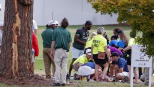 Golf: fulmine sullaFedExCup ad Atlanta, sei feriti