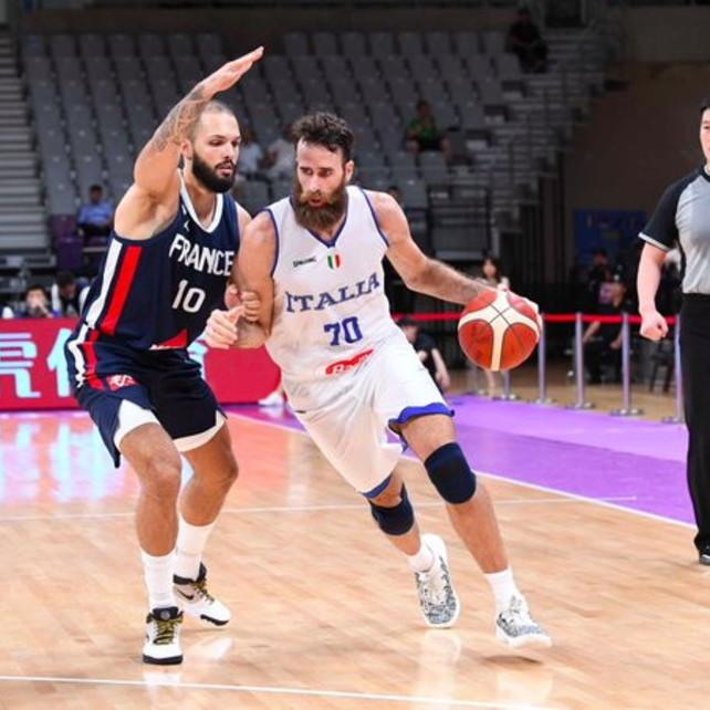 Basket, Torneo AusTiger: l'Italia combatte ma si arrende 82-80 alla Francia