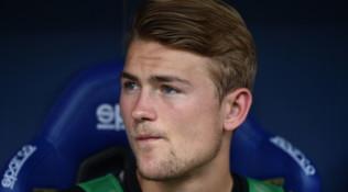 "Juventus, De Ligt deluso: ""Non mi aspettavo la panchina"""