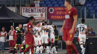 Serie A, Roma-Genoa 3-3: pari e rimpianti per Fonseca