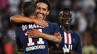 Ligue 1: il Psg si scatena nella ripresa, 4-0 al Tolosa