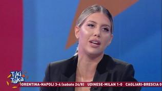 """Wanda: """"Per me Icardi resta all'Inter"""""""