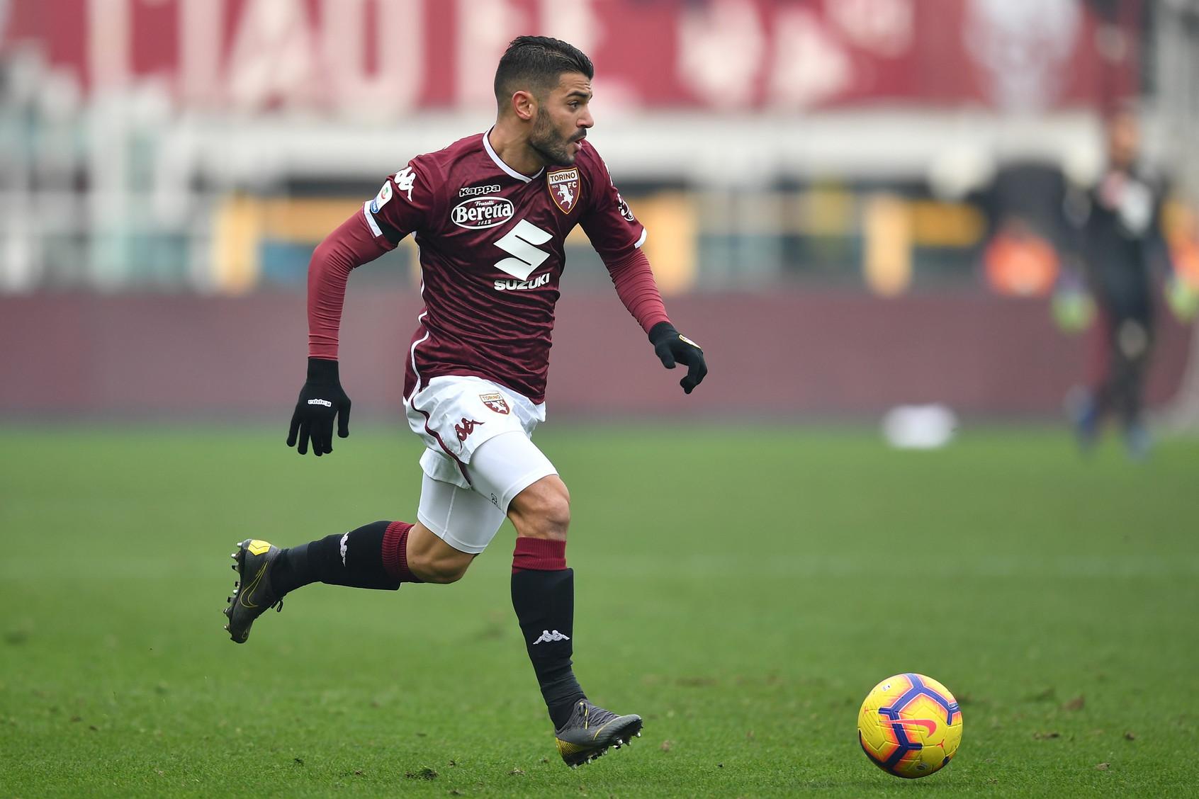 Iago Falque, attaccante del Torino: infortunio alla caviglia, rientro a metà settembre