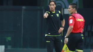 Serie B, Pordenone-Frosinone 3-0, per Nesta esordio da incubo