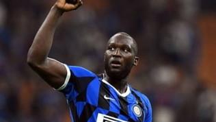 """Inter, Lukaku esulta sui social: """"Che vittoria, grazie ai tifosi"""""""