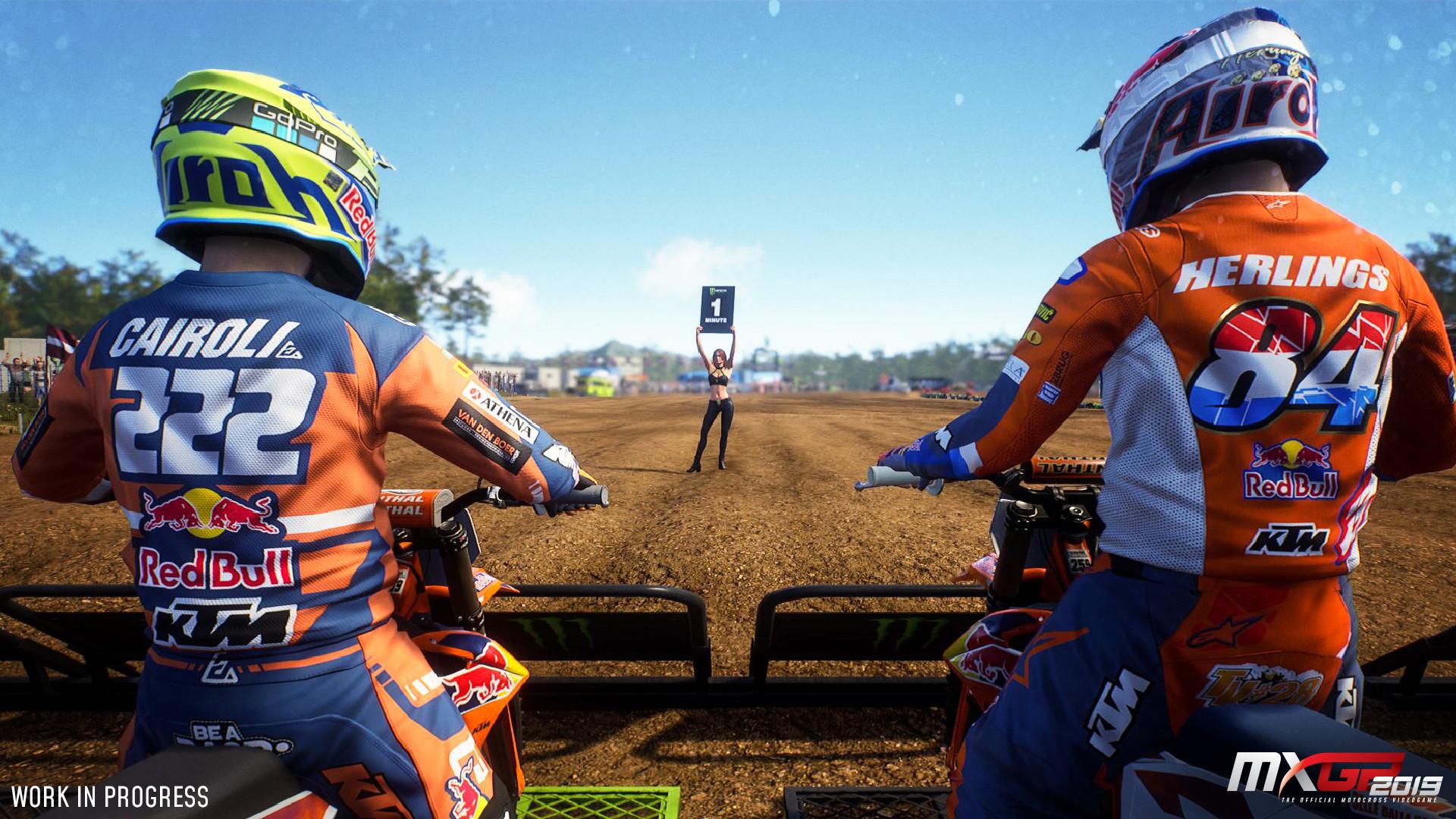 Milestone ha annunciato il lancio di MXGP 2019, nuovo capitolo dell'amatissima serie ufficiale del FIM Motocross World Championship, disponibile...