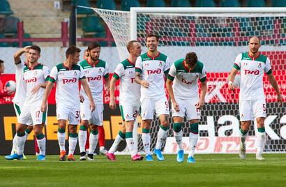 Lokomotiv Mosca (terza fascia)