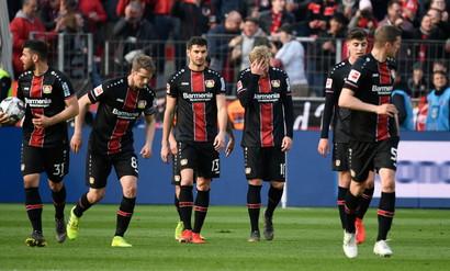 Bayer Leverkusen (terza fascia)