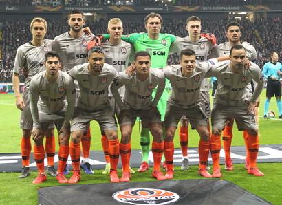 Shakhtar Donetsk (seconda fascia)