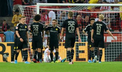 Borussia Dortmund (seconda fascia)