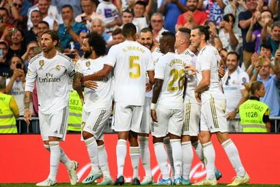 Real Madrid (seconda fascia)