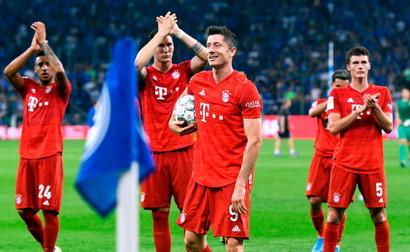 Bayern Monaco (prima fascia)