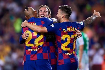 Barcellona (prima fascia)