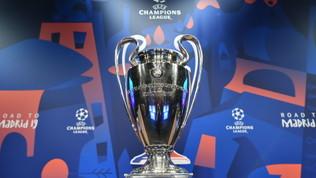 Champions League 2019/20, le squadre ai gironi