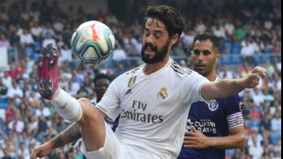 Real, piaga infortuni: si fa male anche Isco