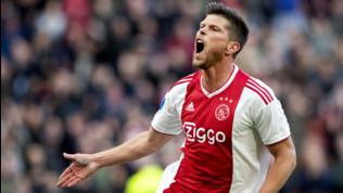 Playoff Champions League: Ajax, Bruges e Slavia Praga ai gironi
