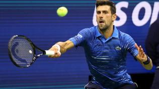 Tennis, US Open: Djokovic sconfigge Londero e vola al terzo turno