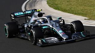 F1, la Mercedes conferma Bottas anche per il 2020