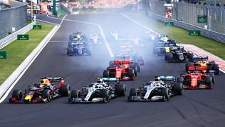 F1, c'è il calendario 2020: 22 GP con il debutto di Vietnam e il ritorno di Olanda