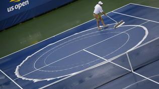 Piove agli US Open? No problem