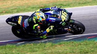 A Misano i test della MotoGP
