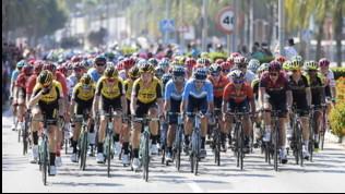 Ciclismo, Vuelta: Herrada vince la sesta tappa, Teuns nuova maglia rossa
