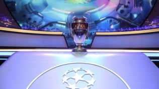 Champions: la Juve pesca l'Atletico, Napoli col Liverpool, per l'Inter c'è il Barcellona e Atalanta con il City