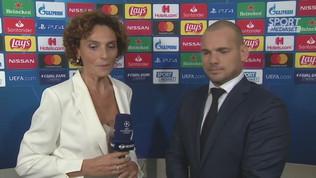 """Sneijder: """"La nuova Inter come quella del 2010"""""""