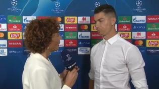 """Juventus, Cristiano Ronaldo: """"Faremo una grande Champions"""""""