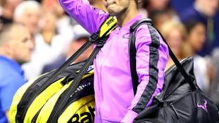 Tennis, US Open: Nadal vince senza giocare, eliminata Simona Halep