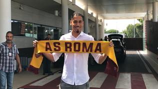 Roma, Smalling ufficiale: il prestito costa 3 milioni