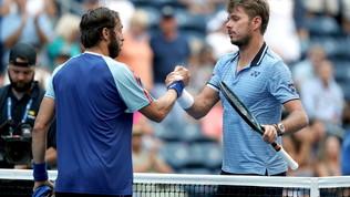 Tennis, US Open: Lorenzi eliminato a testa alta