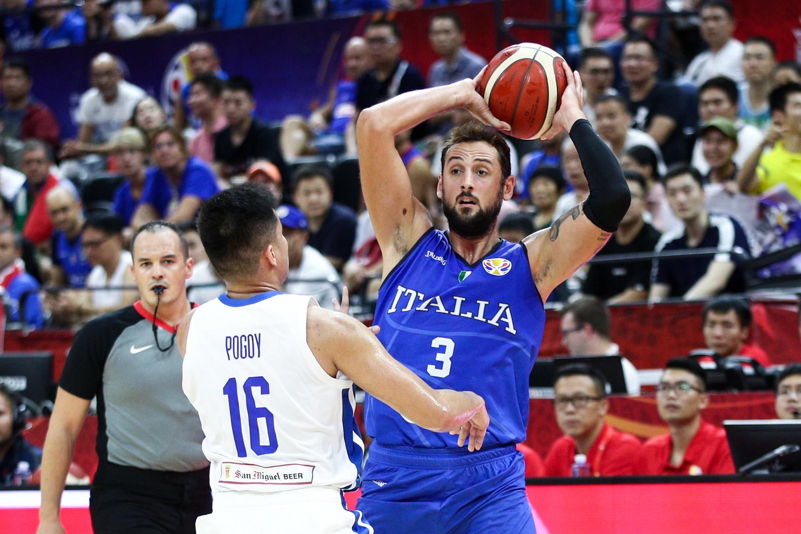 Ai Mondiali gli Azzurri travolgono le Filippine
