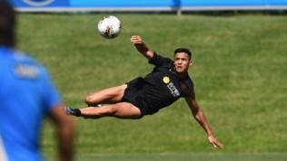 Inter, Sanchez vestirà la maglia numero 11