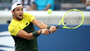 Tennis, US Open: Berrettini schianta Popyrin e si guadagna gli ottavi