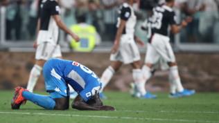 """Napoli, Koulibaly: """"Un autogol che mi fa male. Mi dispiace, ma dobbiamo accettarlo"""""""