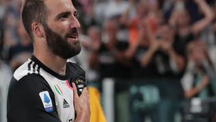 """Juventus, Higuainrinato: """"Avevo l'idea fissa di rimanere"""""""
