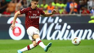 Milan, Piatekbocciato da Giampaolo e ancora senza gol. Ma un segnale l'ha dato