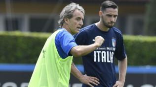 Nazionale: Mancini perde anche De Sciglio, al suo posto D'Ambrosio